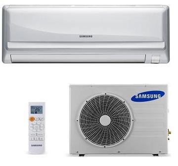 Ar condicionado samsung preços