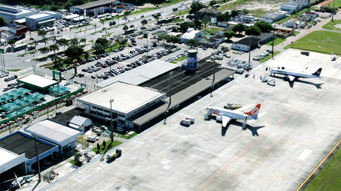 Aeroporto Espirito Santo : Aeroporto de vitória es telefone vôos passagens e
