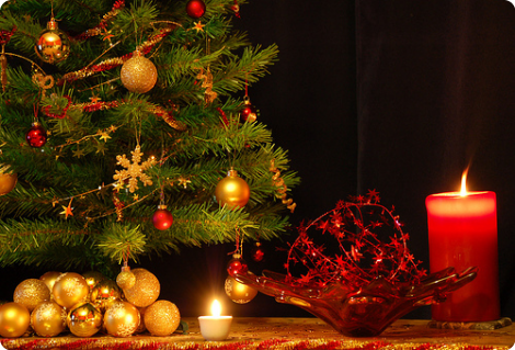 Decoração-de-Natal-Arranjos-e-Enfeites